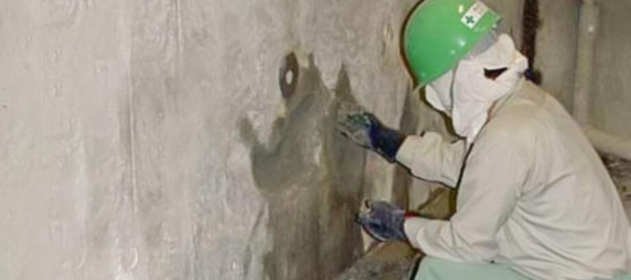 水が出る場所でも地下室を作れる