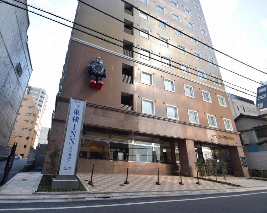 東横INN浅草蔵前